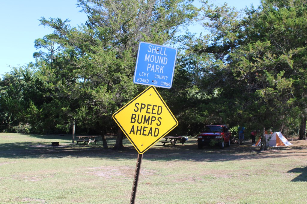 Shell Mound Campground